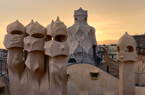 On Guard At La Pedrera