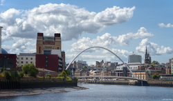 Sunshine On The Tyne