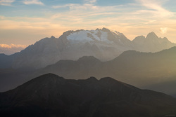 Marmolada In The Distance