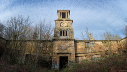 Cresswell Hall Stable Block and Tower