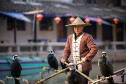 The Bird Man Of Tongli