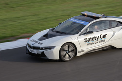 Christian Iddon VIP Safety Car
