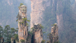 Sandstone Towers