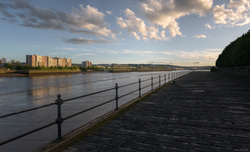 Hadrian's Wall Path To Dunston Staiths