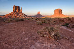 The Monument Valley Trio